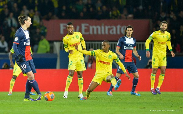 Ligue 1 : Chaker Alhadhu bien positionné avec le Fc Nantes