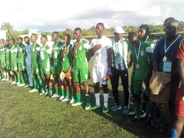 Football de la Cjsoi : Les Comores ont l'or et après ?