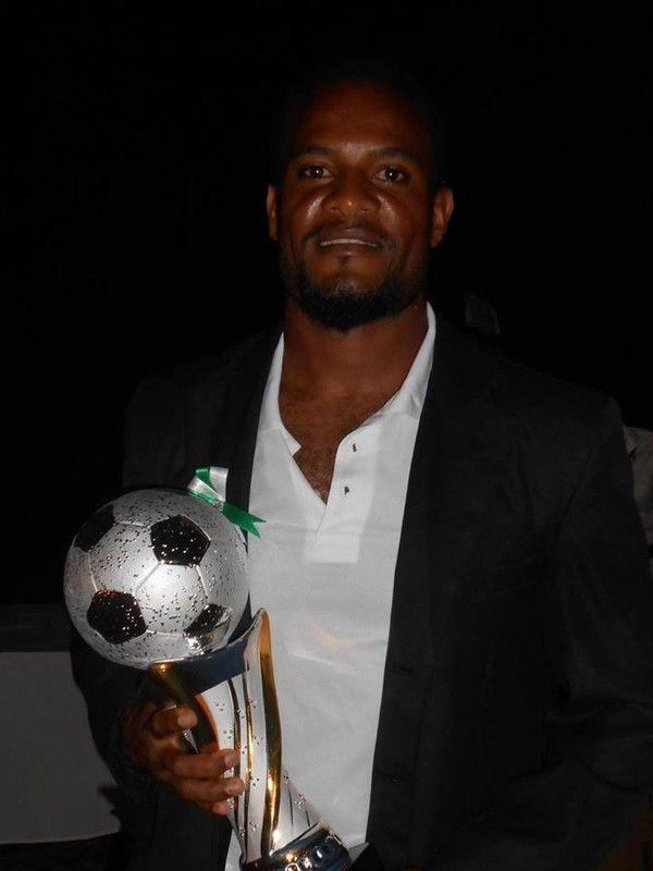 Said Anfane politiquement élu meilleur joueur 2014