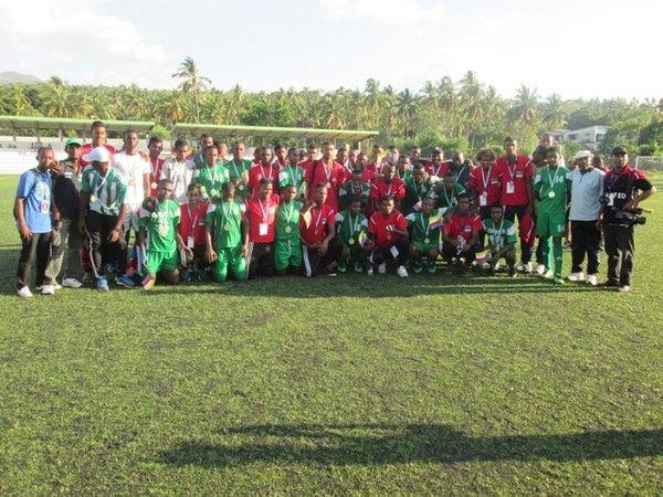Palmarès des Comores aux Jeux de la Csjoi